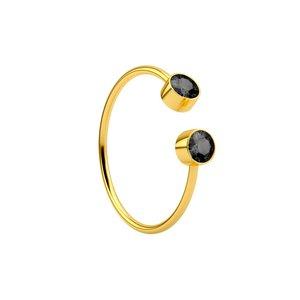 2-Stone-Ring-BLACK